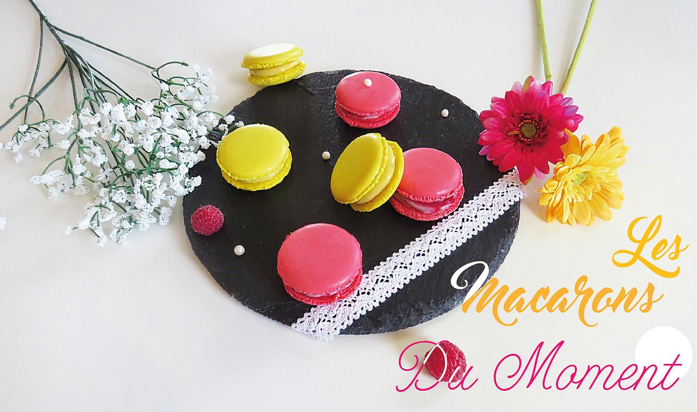 BANNIERE macarons