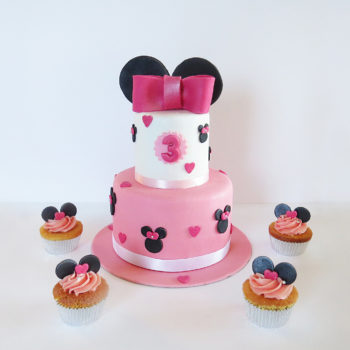gateau minnie PD