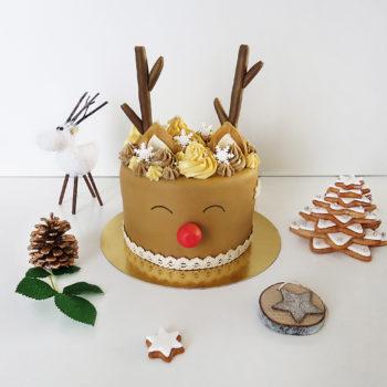 Gâteau Rudolf