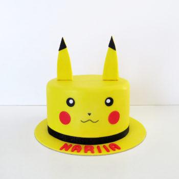 gateau pikachu