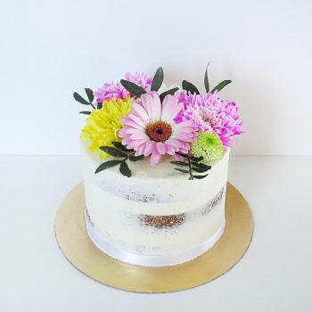Petit naked cake