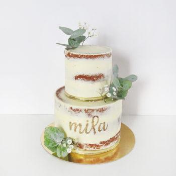 naked cake mila