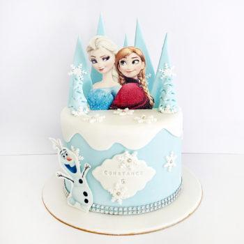 reine des neiges 4