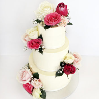 wedding cake nk rempli